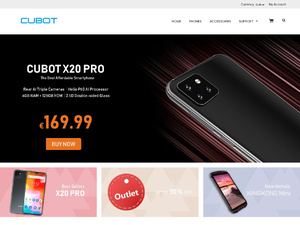 Кэшбэк в shop.cubot.net