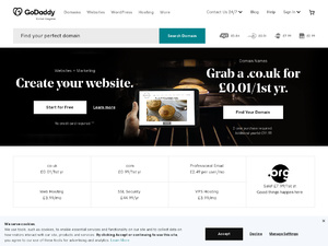 Кэшбэк в uk.godaddy.com