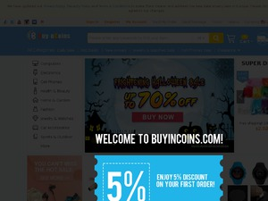Кэшбэк в www.buyincoins.com